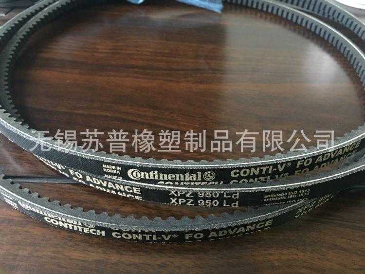 CONTI-V FO-CX   105     2667Li2726 Ld L=L进口齿形三角带