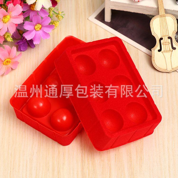 生产批发 产品pvc植绒吸塑包装 pvc塑料食品包装盒内托