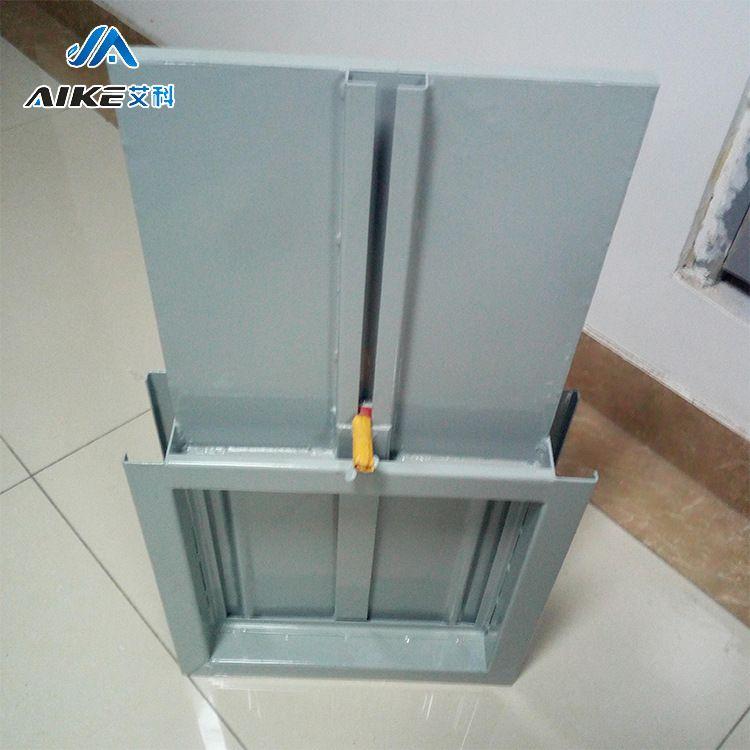 厂家直销 插板阀 手动碳钢插板阀 电动气动插板阀 质量保障
