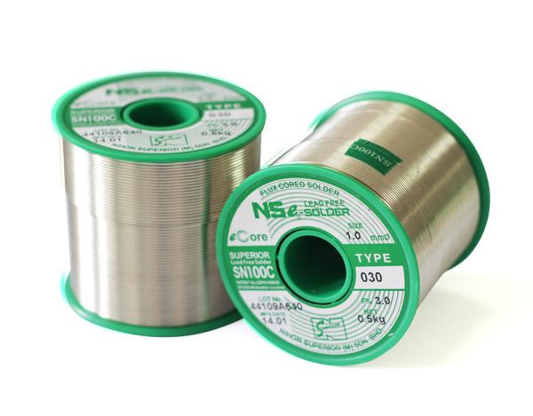供应日本斯倍利亚SN100C焊锡条锡丝东莞厂家直发广东电子辅料原料