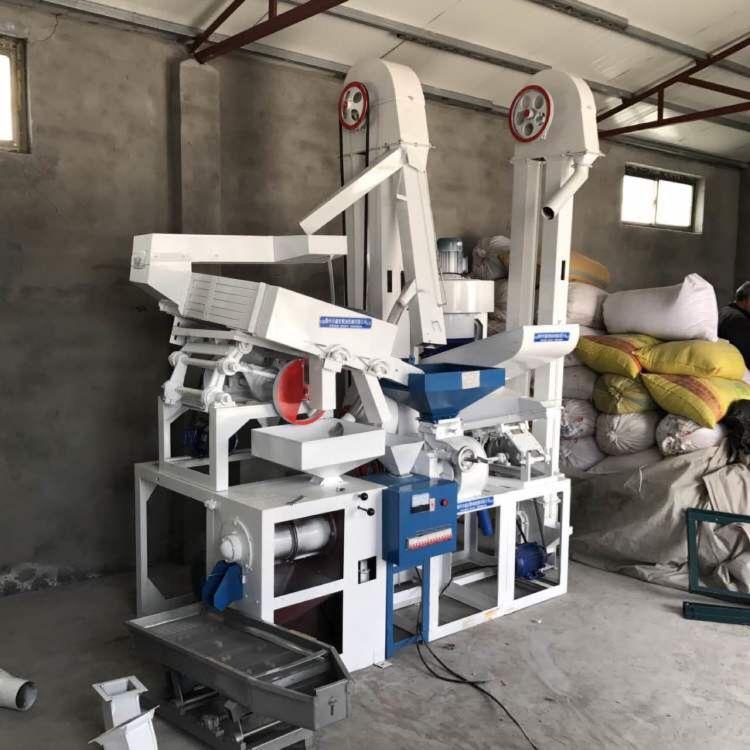 供应大米加工设备成套碾米机组水稻加工设备