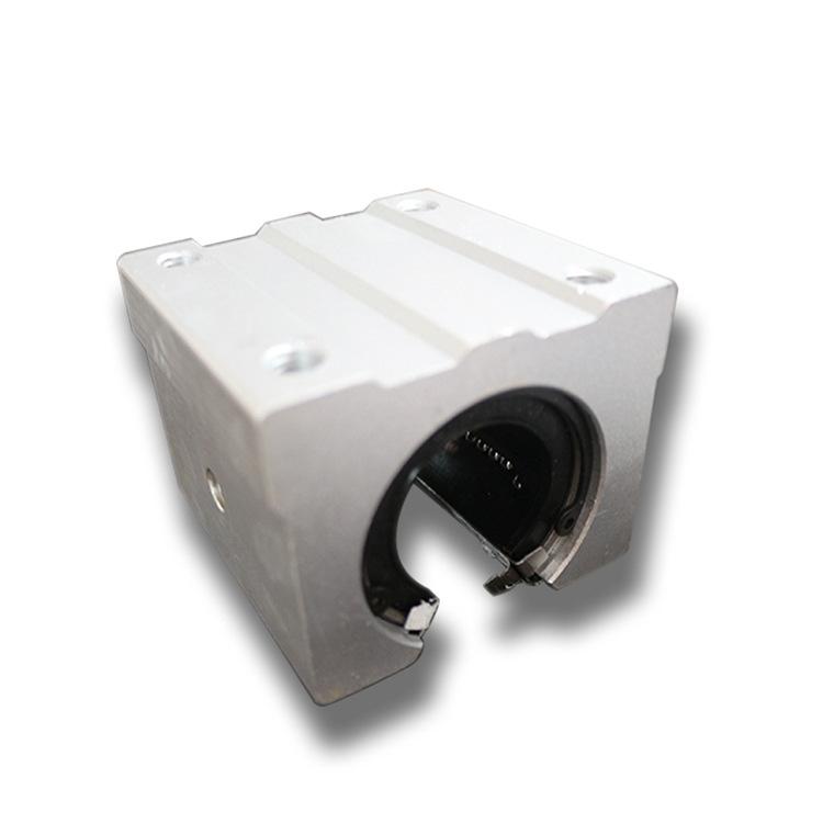 现货供应 压板SBR35L直线滑动单元滑块 滑块轴承 直线光轴滑块