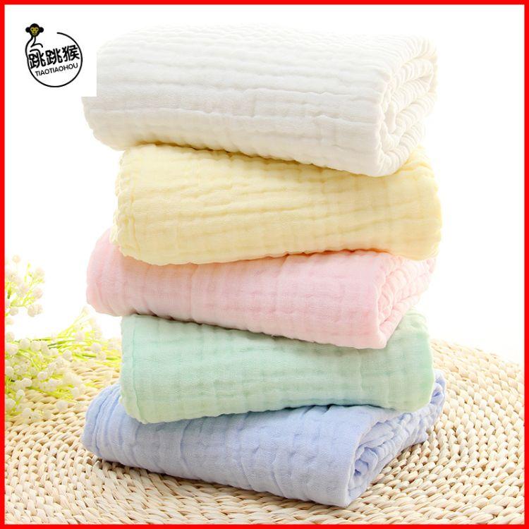 亚马逊爆款纯棉浴巾抱毯babyswaddleblanket婴幼儿襁褓包毯批发