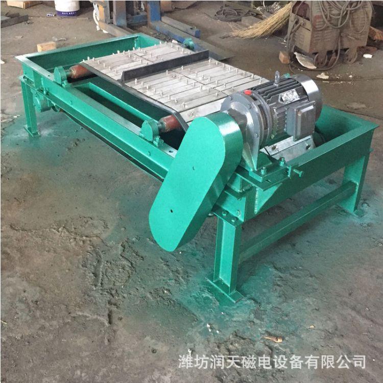永磁自卸式除铁器   磁力超强  自动卸铁 适应各种恶劣环境