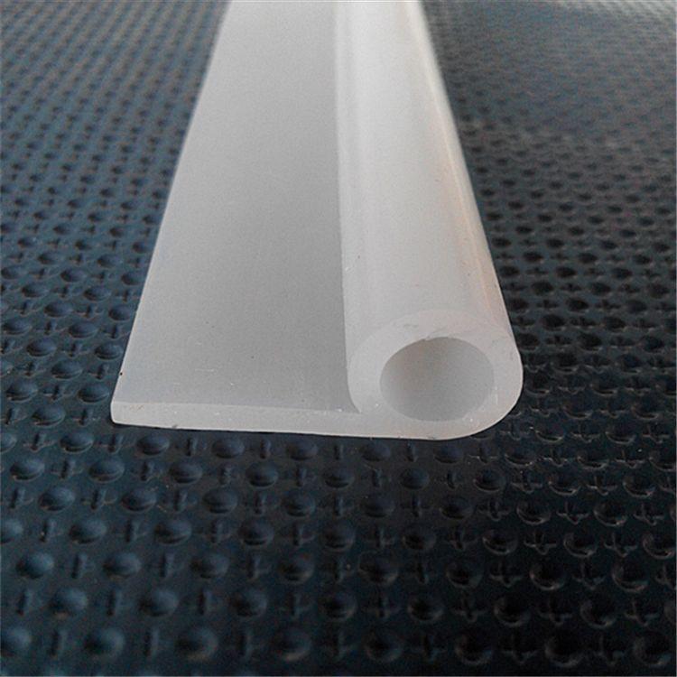 厂销 硅胶密封条 红色硅胶9字 K型硅胶密封条 L型硅胶密封胶条