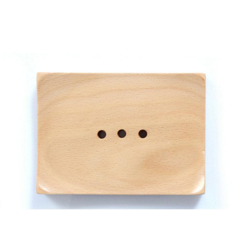 榉木肥皂盒 创意天然木制皂盒 卫浴用品手工皂架 木质香皂盒批发