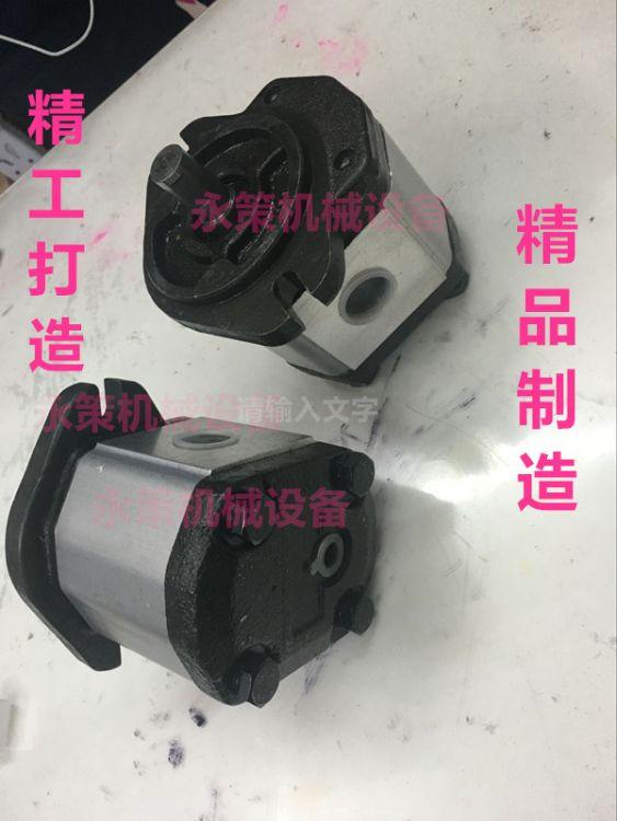 齿轮马达BHM2AOR28COL5-Q1 液压油泵马达 双向油泵马达 高压油泵