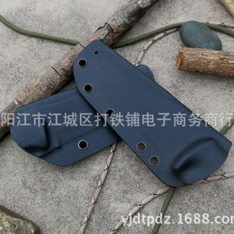 订做各种规格kydex刀套 K鞘 小刀塑料刀套 生产kydex材料产品