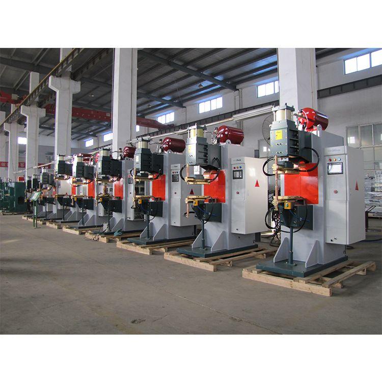 厂家直销加长臂点焊机 碰焊机  中频点焊机多台通用机组合