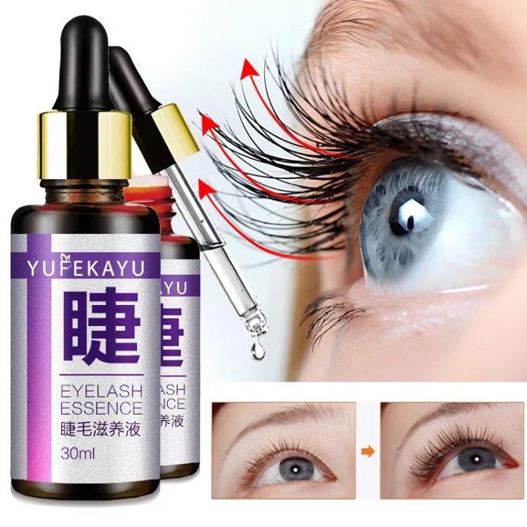 肌肤衣直销睫毛增长营养液让睫毛滋养精华浓密纤长睫毛滋养营养液