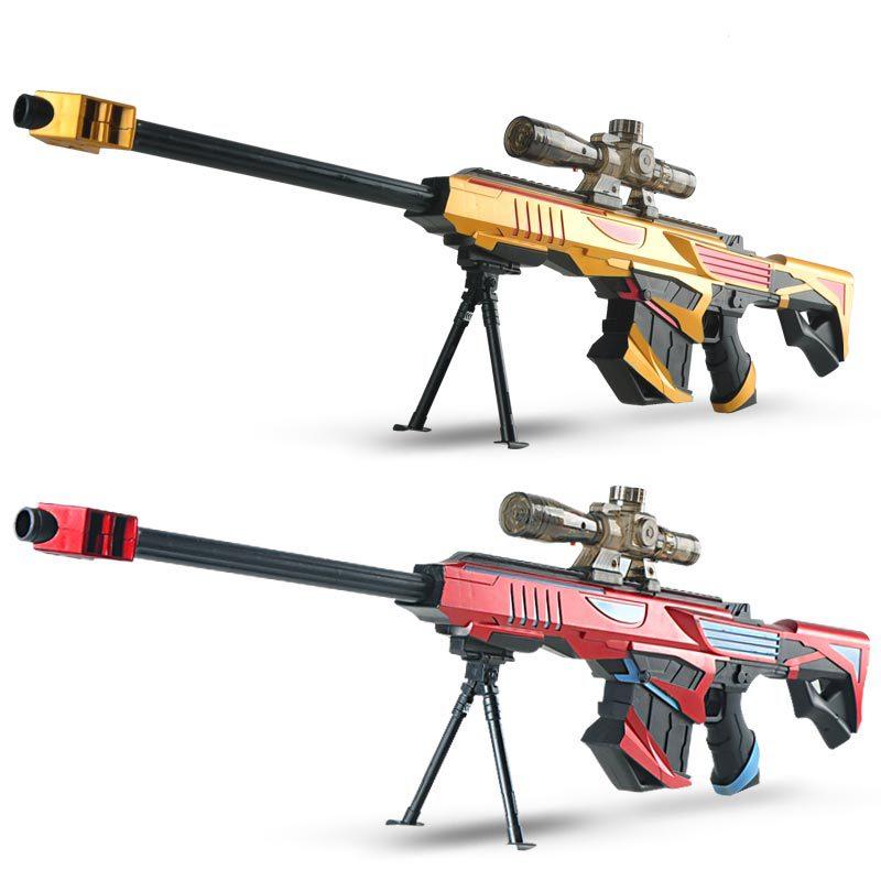 微小巴雷特210K阻击枪射击儿童玩具枪水弹枪软弹枪水晶弹枪战演习