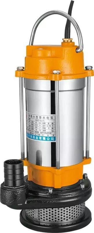 厂家直销QDX家用潜水泵小型单相抽水泵农用井用抽水机大功率泵