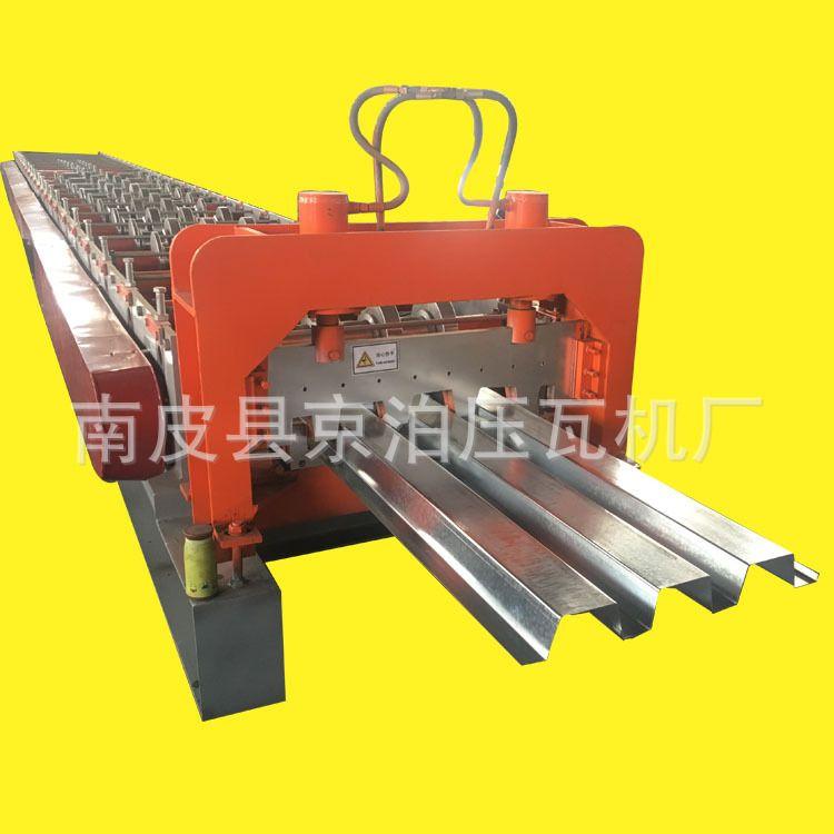 供应 楼承板机械设备 600型号冷弯成型机生产设备 数控压型设备