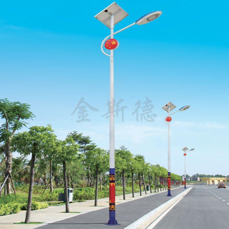 贵州特色led路灯 民族特色路灯 民族太阳能路灯