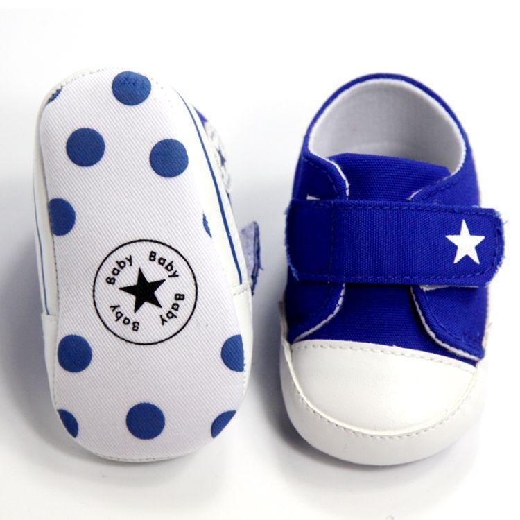 批发  婴儿学步鞋  春秋单鞋   婴儿幼儿帆布单鞋  软底婴儿鞋