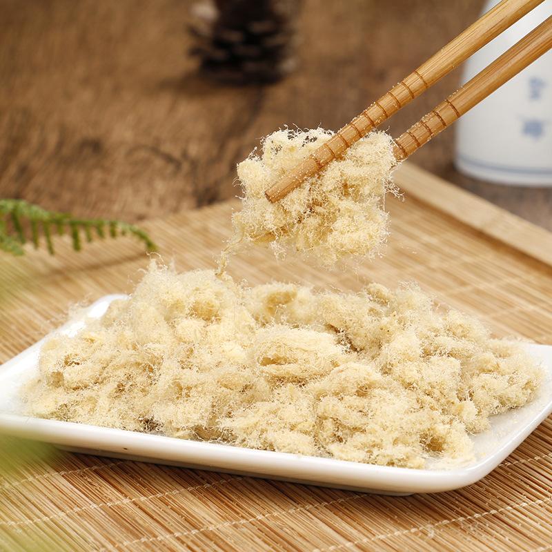 福建特产漳州闽聚香厂家直销鸡肉松雪松批发 休闲食品零食