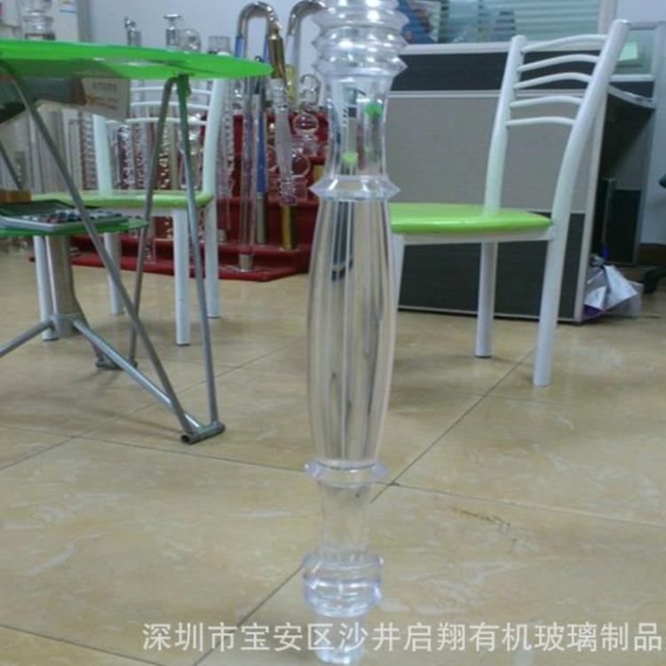 有机玻璃桌子 亚克力桌子 水晶亚克力桌子 有机玻璃制品