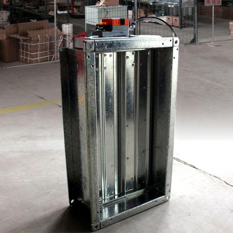 排烟防火阀|消防专用|3C产品认证|耐火防锈