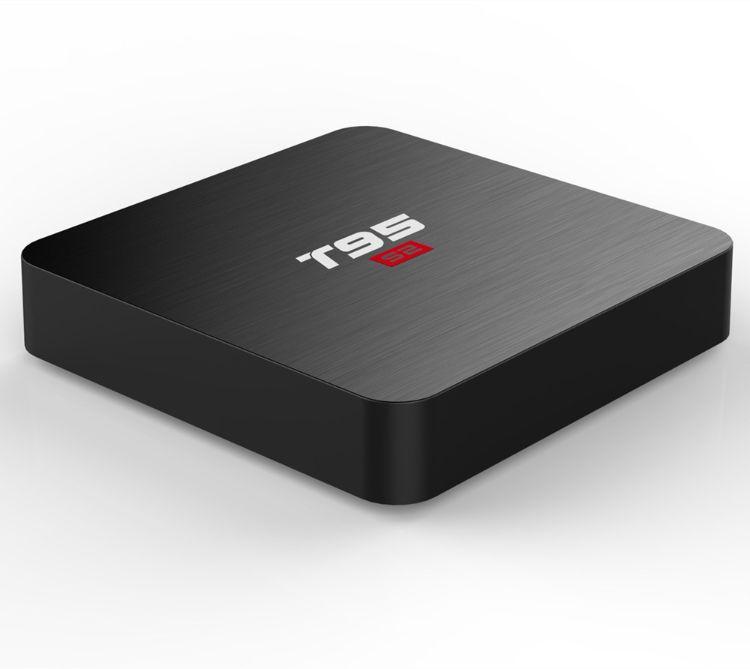 T95 S2 安卓电视盒 播放器 S905W TV BOX 8G16G Wifi