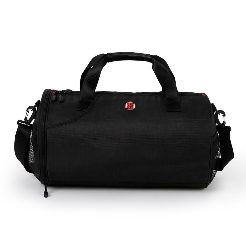 SWISSGEAR瑞士军刀牌旅行包 时尚运动包健身包行李袋瑜伽包 手拿