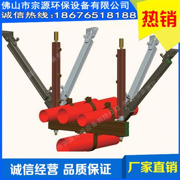 陕西西安抗震支架|电气抗震支架|管廊槽钢支架商场| 管廊托臂