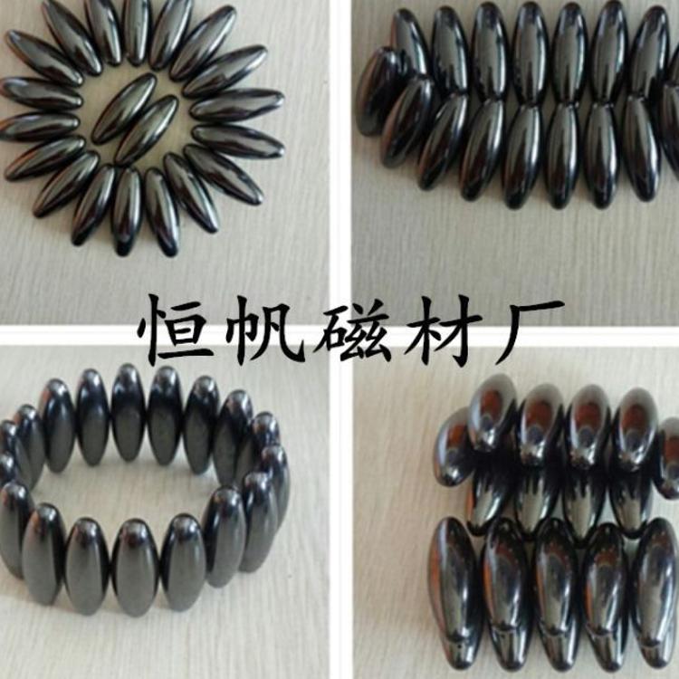 恒帆普磁黑色铁氧体保健磁球 抛光磁珠磁球 直径15mm 25mm 18mm