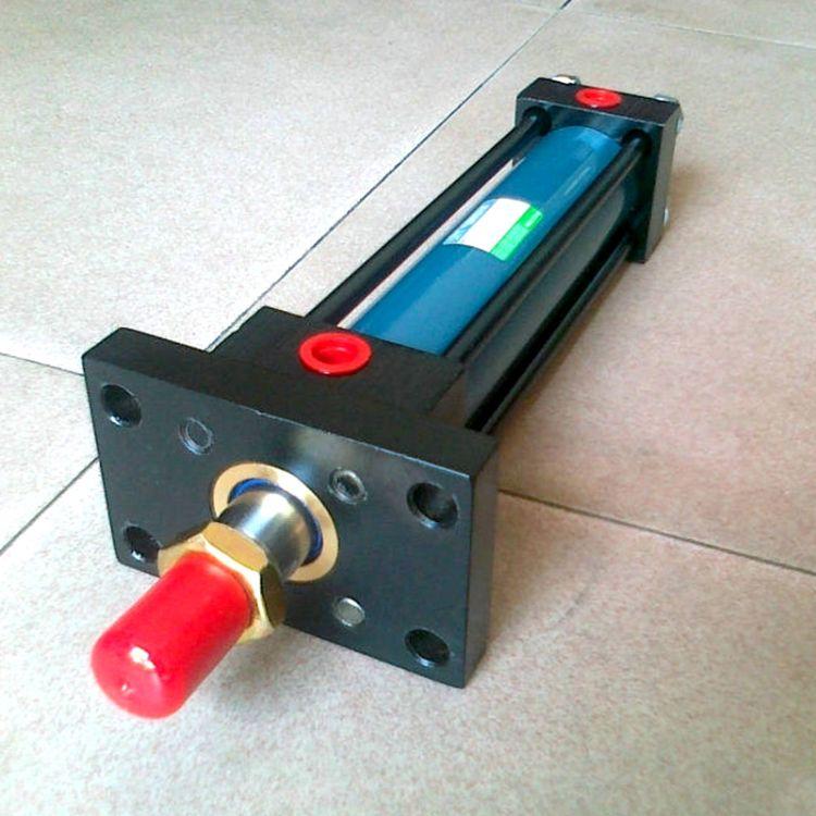 热销供应液压油缸系列 拉杆式液压油缸 定制轻型重型非标油缸