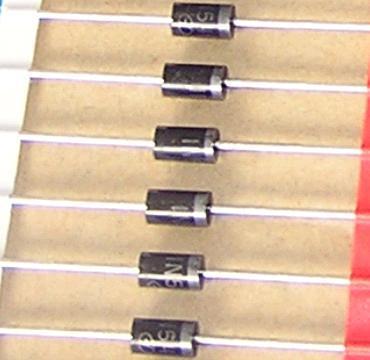 苏州固锝电子通用塑封整流二极管 1N5400~1N5408