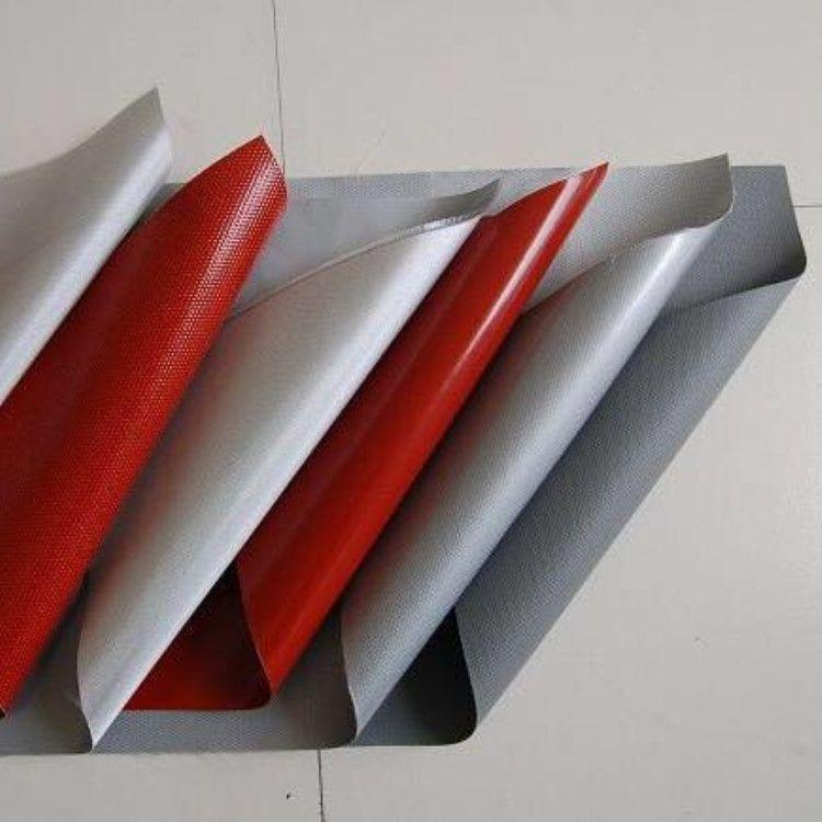防火布 防火涂胶布 耐火布 玻璃纤维布 玻璃纤维涂胶布厂家批发