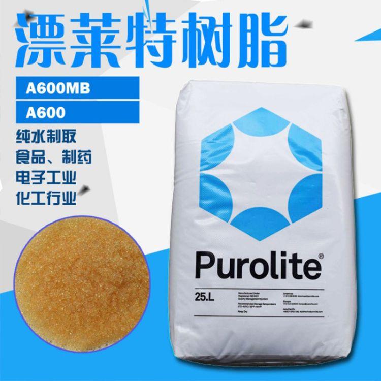 超纯水机专用抛光树脂去离子水16-18兆进口抛光树脂超纯水树脂