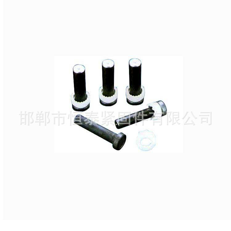 现货 销售 本色焊钉 圆柱头焊钉 国宝栓钉 钢结构剪力钉 ML15焊钉