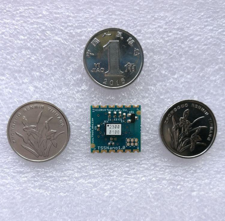3-Space Nano AHRS/IMU芯片真正适合穿戴式消费电子产品