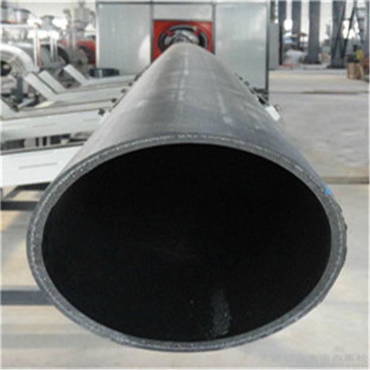 德州钢丝网骨架pe管dn315大口径消防外网德州pe给水管
