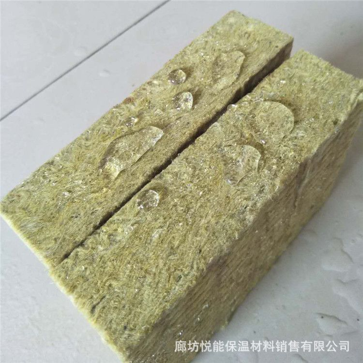外墙保温吸音岩棉条岩棉复合板 插丝岩棉板 隔离带岩棉条岩棉管