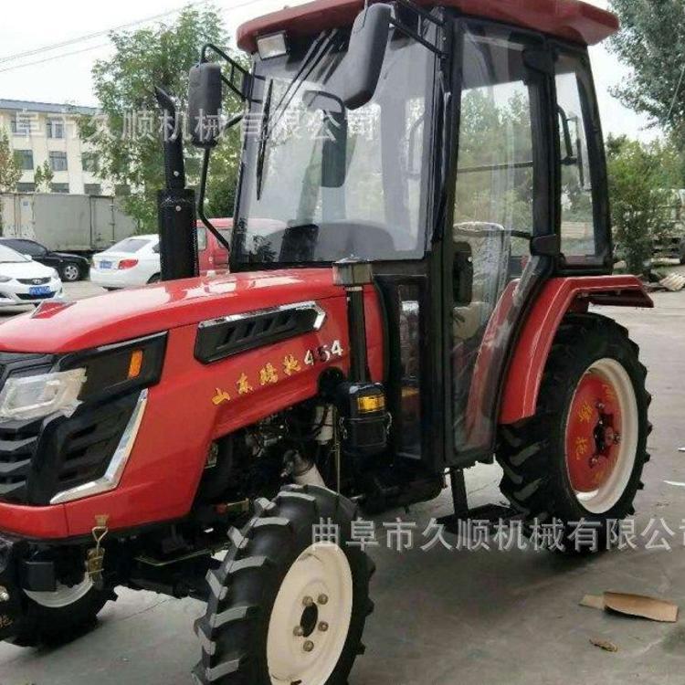 新款大马力多缸四驱四轮拖拉机 农用中型多缸强动力拖拉机