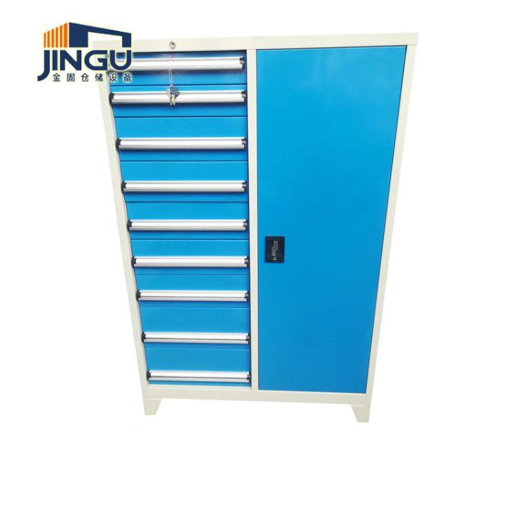 广州重型五金工具柜 抽屉式工具柜 车间专用钳工工具柜