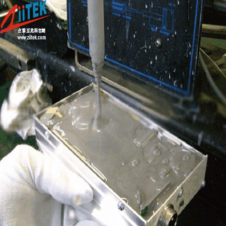 批发供应双组成份导热灌封硅胶  室温固化LED导热灌封胶