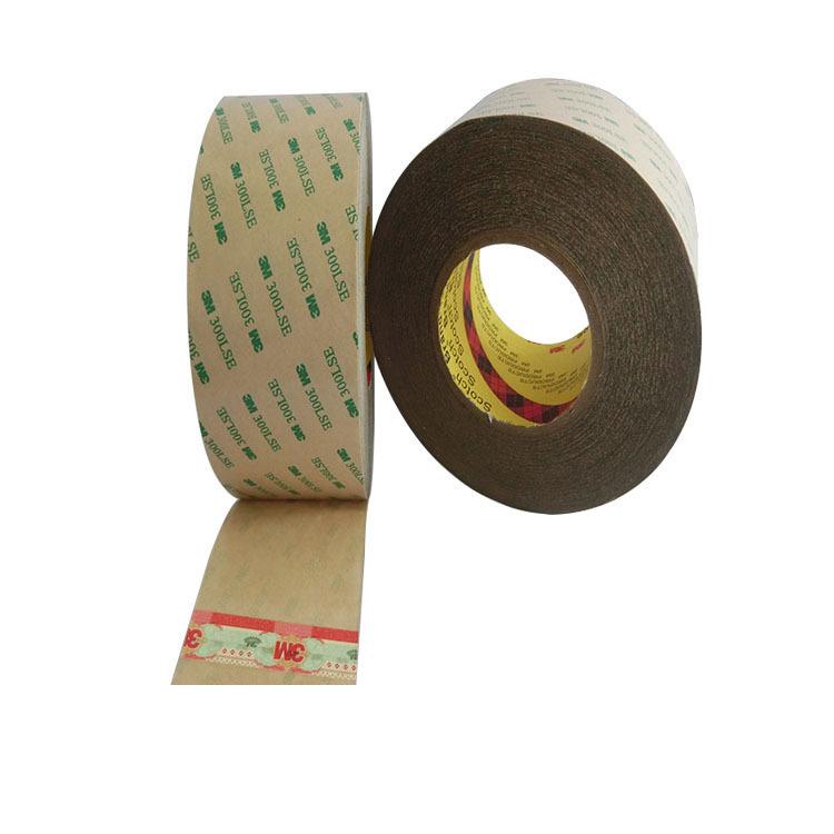 3m9471le无基材高粘透明耐高温双面胶模切冲型塑胶五金电路板背胶