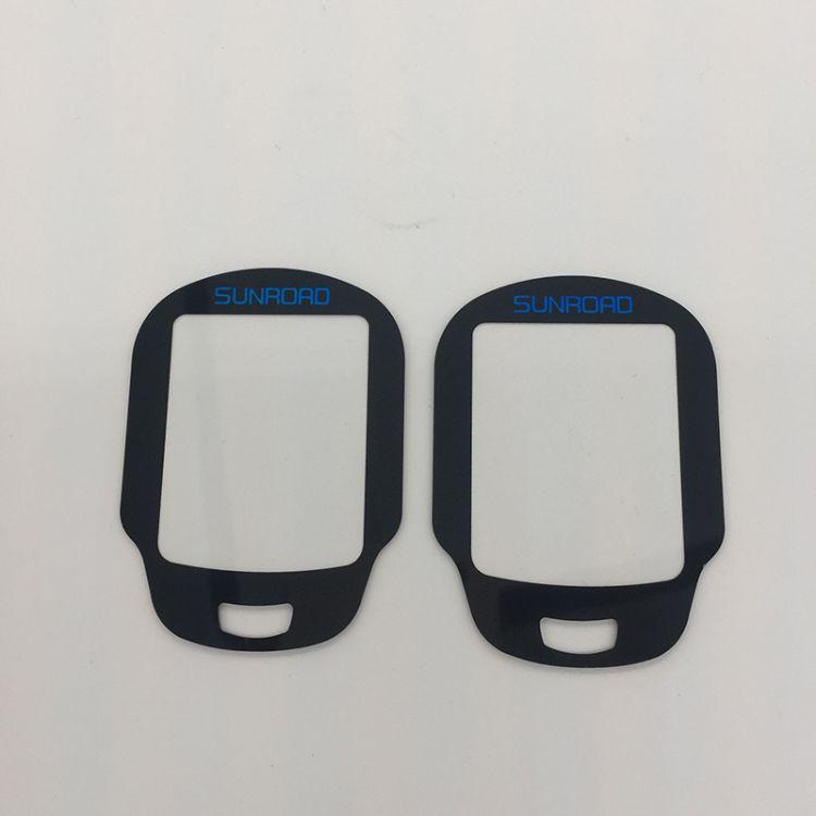 有机玻璃面板 硬化防刮伤亚克力面板 加工亚克力显示面板