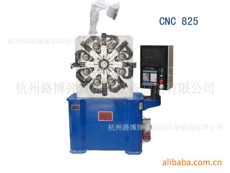 数控折弯弹簧机 LB-CNC825数控弹簧成型机 多轴数控弹簧机