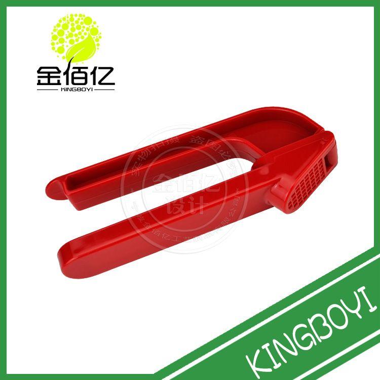 厂家直销塑料压蒜泥器 压蒜器  蒜泥 厨房小工具 捣碎器批发定制