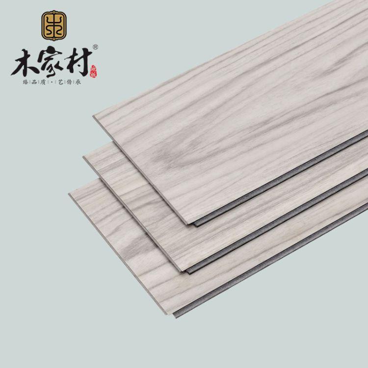批发pvc锁扣地板石塑塑胶地板优质环保加厚耐磨办公酒店家用均可