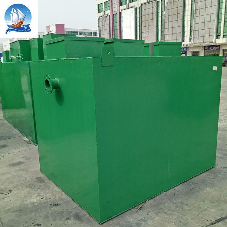 小型污水处理设备 地埋式一体化污水处理设备 污水处理成套设备