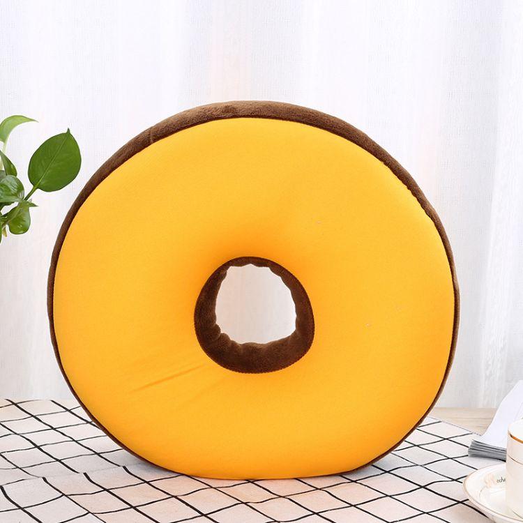 办公室泡沫粒子糖果色中空垫  凳子垫椅垫圆凳垫批发