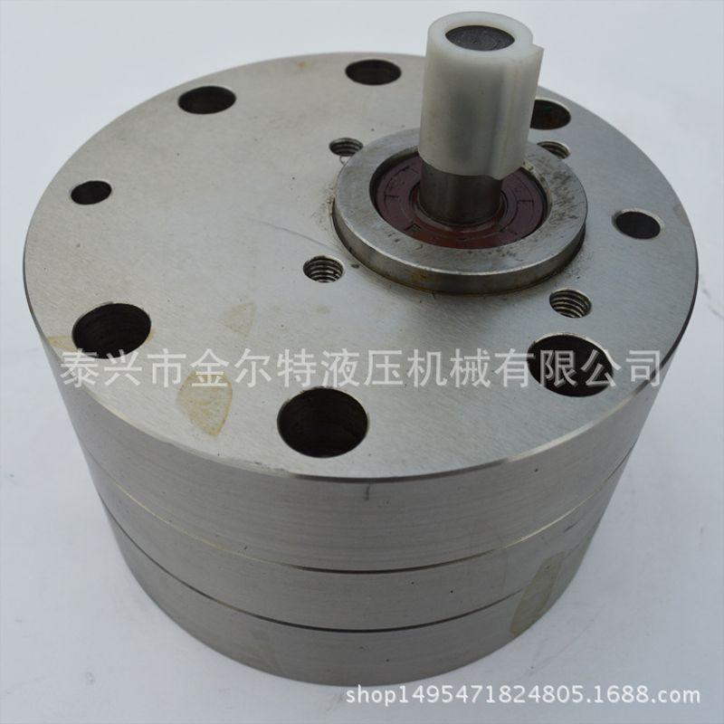 厂家直销大流量齿轮油泵 双向齿轮油泵 KCB系列液压泵齿轮加工