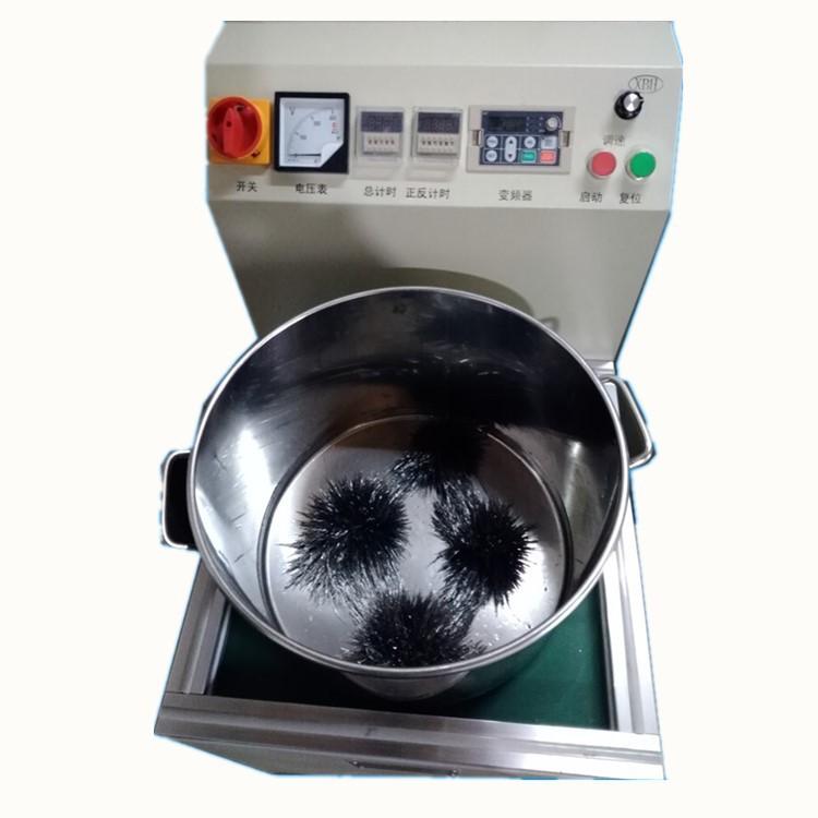 磁力光饰机 首饰抛光机内孔抛光研磨机磁力去毛刺机振动抛光机