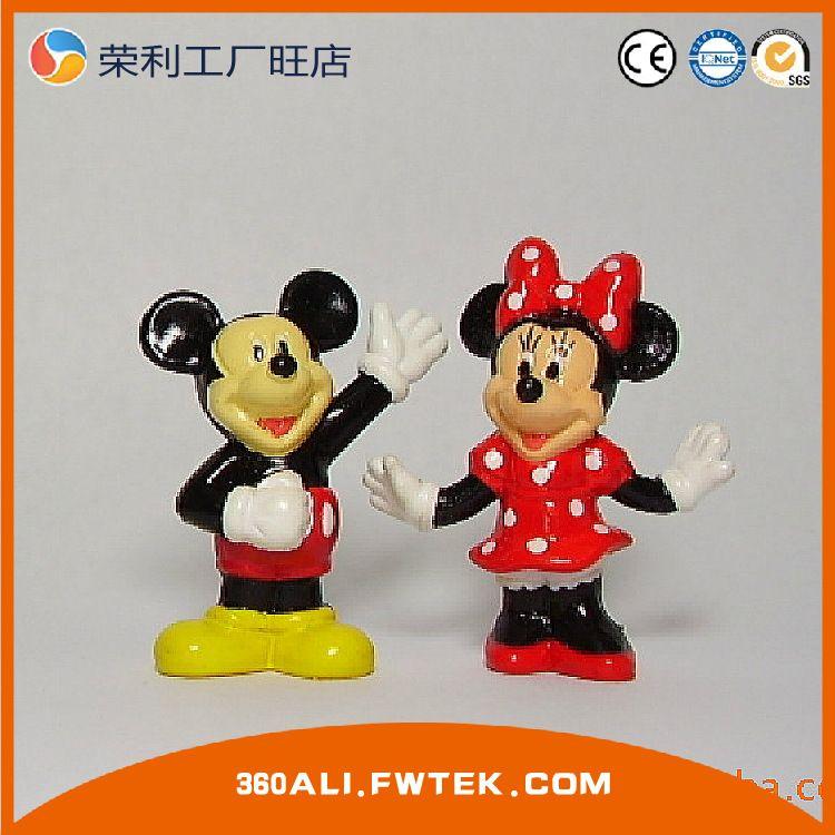 搪胶玩具,卡通公仔,塑料制品,动物挂件,注塑玩偶