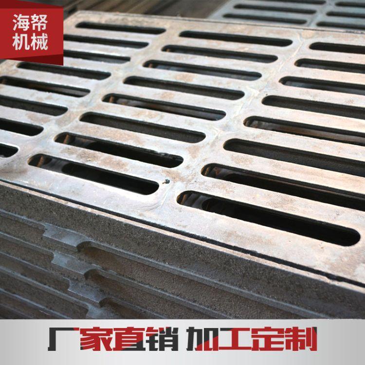 专业生产球墨铸铁篦子 雨水篦子下水道井篦子