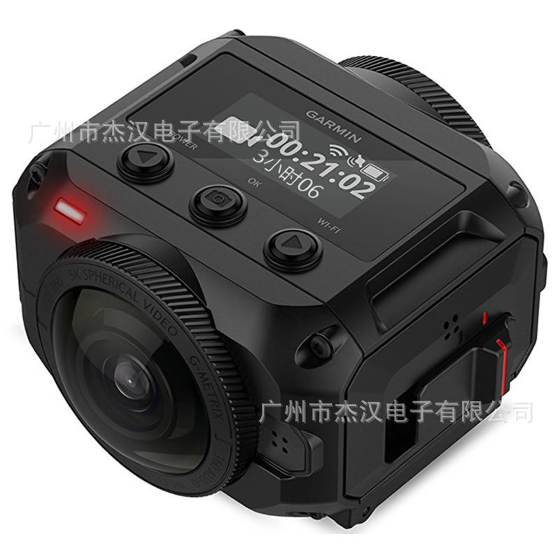 Garmin佳明VIRB 360智能运动相机VR全景相机虚拟现实360度4K高清