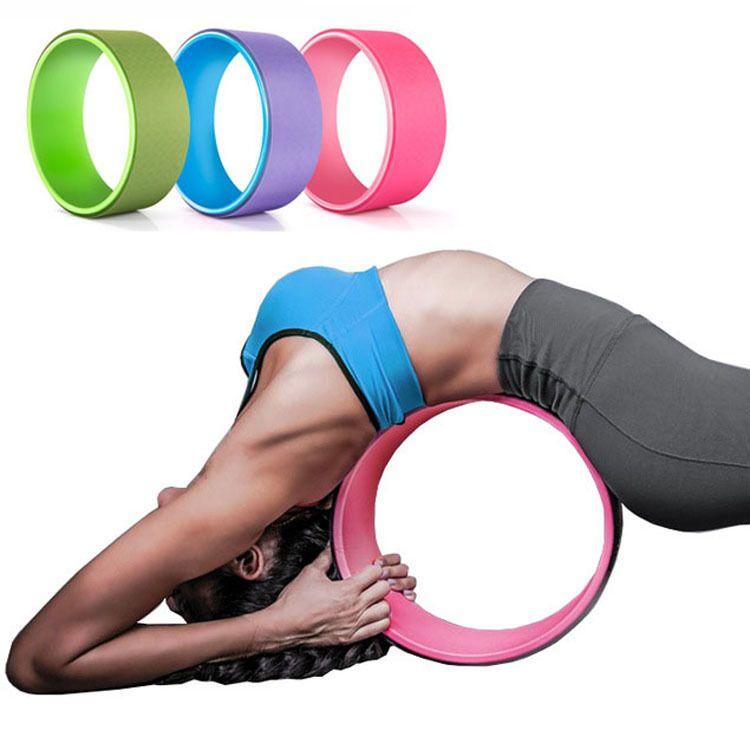 厂家批发瑜伽轮正品后弯神器瑜伽圈普拉提圈瑜伽健身器瑜伽辅助轮
